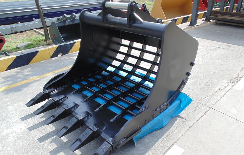 Excavator Attachments Manufacturer - Mini Excavator Buckets
